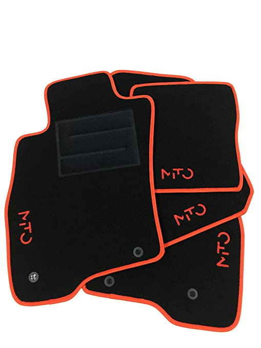 Bottoni Fissaggio UNIVERSALI CLIP BLOCK Tappi per Tappetini AUTO