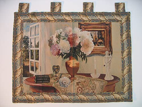 DaDa Bedding WH-12818 Breeze of Admiration Intricate Woven Wall Hanging Tapestry, 36 by.
