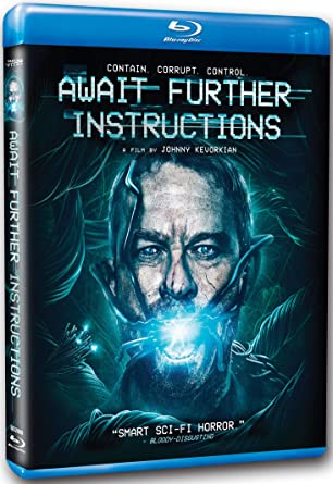 Amazon Await Further Instructions Blu Ray Sam Gittins David