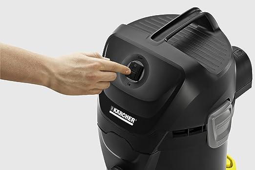 Kärcher Aspirador en seco y de ceniza AD 3 Premium 1200W, 17L (1.629-660.0): Amazon.es: Hogar