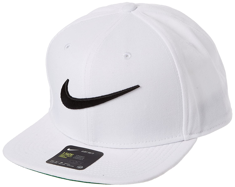 Nike - GORRA SWOOSH PRO HAT UNISEX 639534-438 - MISC, AZUL/BLANCO ...