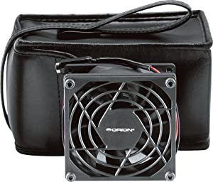 Orion 7816 Cooling Accelerator Fan for Large Reflector Telescopes