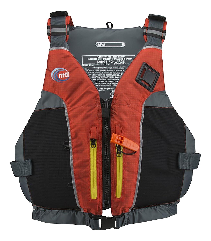 新素材新作 MTI Adventurewear Javaライフジャケット L MTI/XLサイズ オレンジ/グレー オレンジ/グレー L/XLサイズ B01CL368CM, コマツシ:a8ba29f5 --- senas.4x4.lt