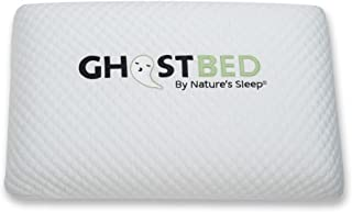 product image for GhostBed Luxury Memory Foam Pillow (1 Pack)