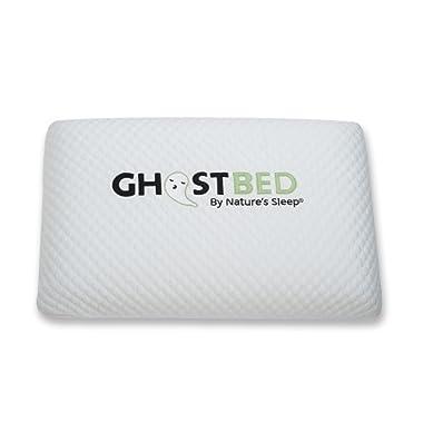 Ghostbed Luxury Memory Foam Ghost Pillow (1 Pack),