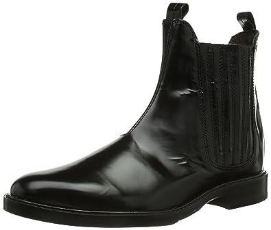 Tafler, Womens Cold lined Chelsea boots short length Hudson
