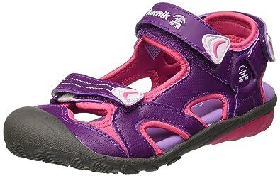 Kamik Kids Crab Lila/Violett, Kinder Sandale, Größe EU 38 - Farbe Purple