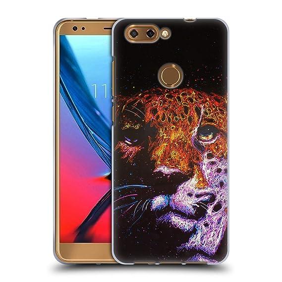 Amazon com: Official Rock Demarco Jaguar Animals Soft Gel