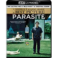 Parasite 4K UHD Digital Movie