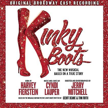 'Kinky Boots' Original Cast Recording