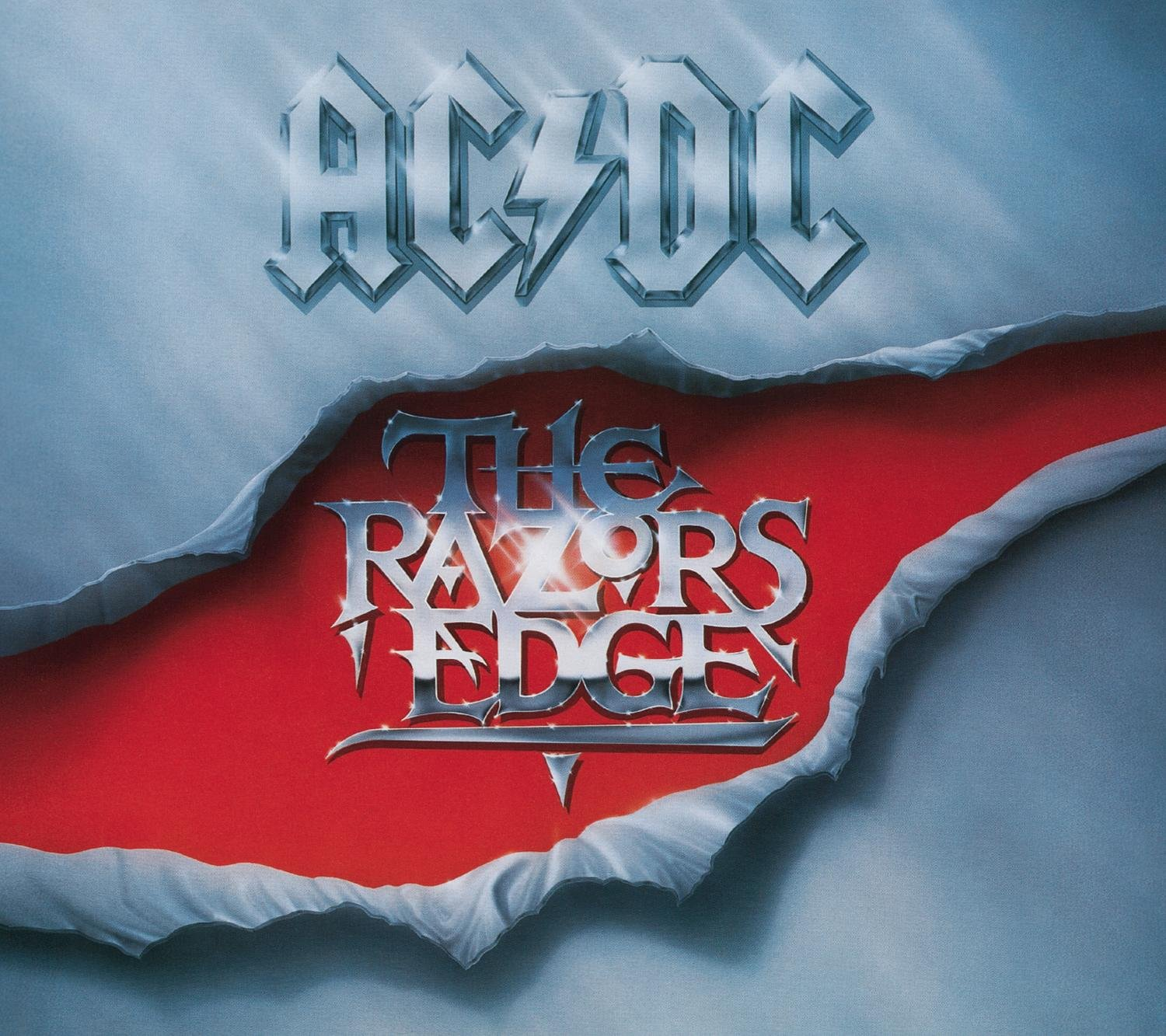 AC/DC - The Razor's Edge - Amazon.com Music