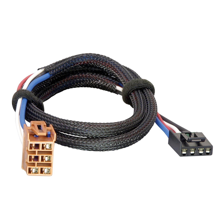 Amazon.com: Tekonsha 3025-P Brake Control Wiring Adapter for GM: Automotive