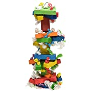 Paradise 4 by 13-Inch Knots Block Chewing Toy Medium