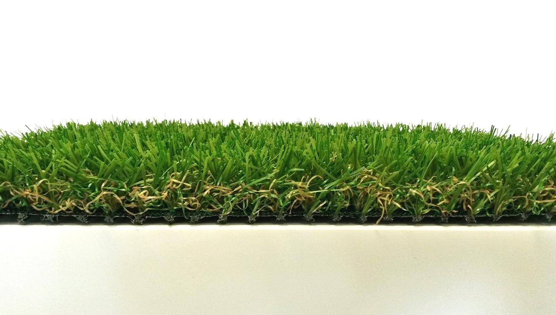 Tapima Grass 28 mm   Kunstrasen Kunstrasen Kunstrasen   Rasenteppich   200 x 350 cm - hochwertige Echtrasenoptik   UV-beständig 4c8408