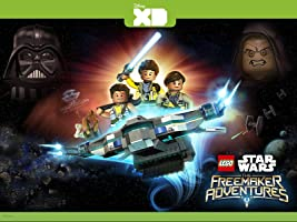 LEGO Star Wars: The Freemaker Adventures Volume 1