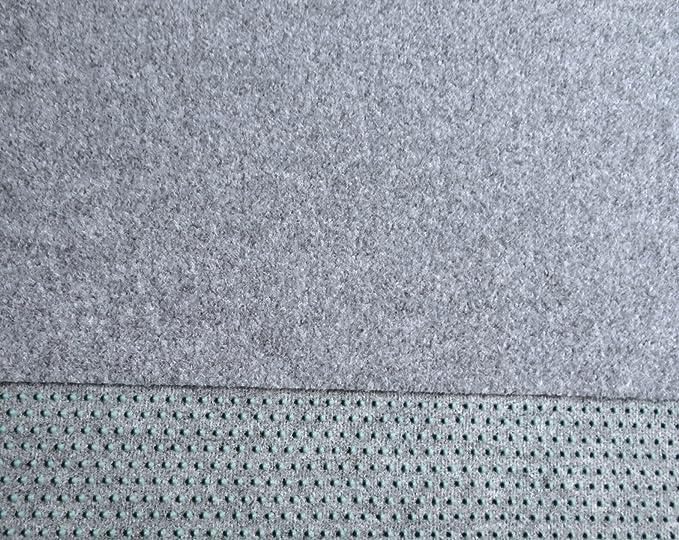 hellgrau Rasenteppich,150//250 cm Breite 200 x 250 cm Kunstrasen