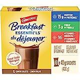 CARNATION BREAKFAST ESSENTIALS Chocolate Instant Powder Drink Mix 10 x 40g