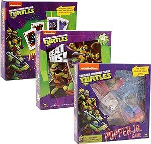 Teenege Mutant Ninja Turtles Games Bundle Pack