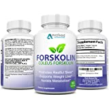 Max Strength 100% Pure Forskolin Extract - Immune Support 250mg of Coleus Forskolin per Serving - Immune and Health Support, Metabolism Booster, and Appetite Suppressant