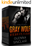 GRAY WOLF SECURITY, Texas: The Complete 6-Books Series (English Edition)