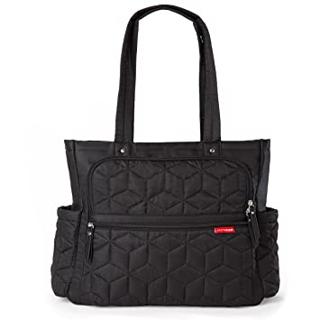 Skip Hop Forma Travel Carry All Diaper Bag Tote with Insulated Bag, One Size ,