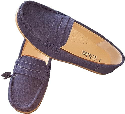 Jo and Joe - Mocasines de Ante para mujer azul azul, color azul, talla 42: Amazon.es: Zapatos y complementos