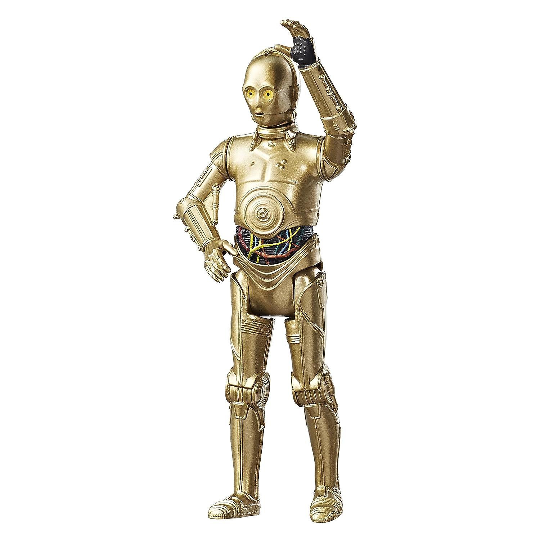 Star Wars: The Last Jedi C-3PO Force Link Figure 3.75 Inches Hasbro C1537