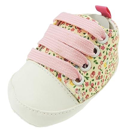 Pretty Baby Girls - Zapatillas de encaje para bebé, diseño ...