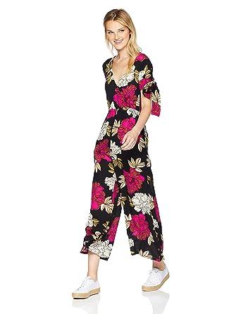 f155d70187fc Amazon.com  Billabong Women s Night Conjuror Jumpsuit  Clothing