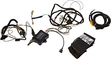 Genuine Toyota Accessories PT725-35120 Towing Wiring Harness