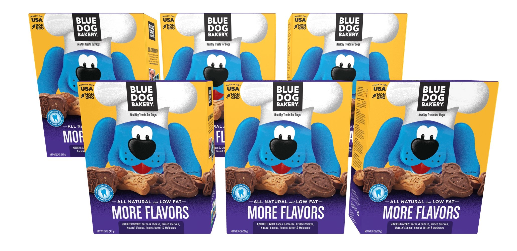 Blue Dog Bakery | Dog Treats | All-Natural | More Flavors