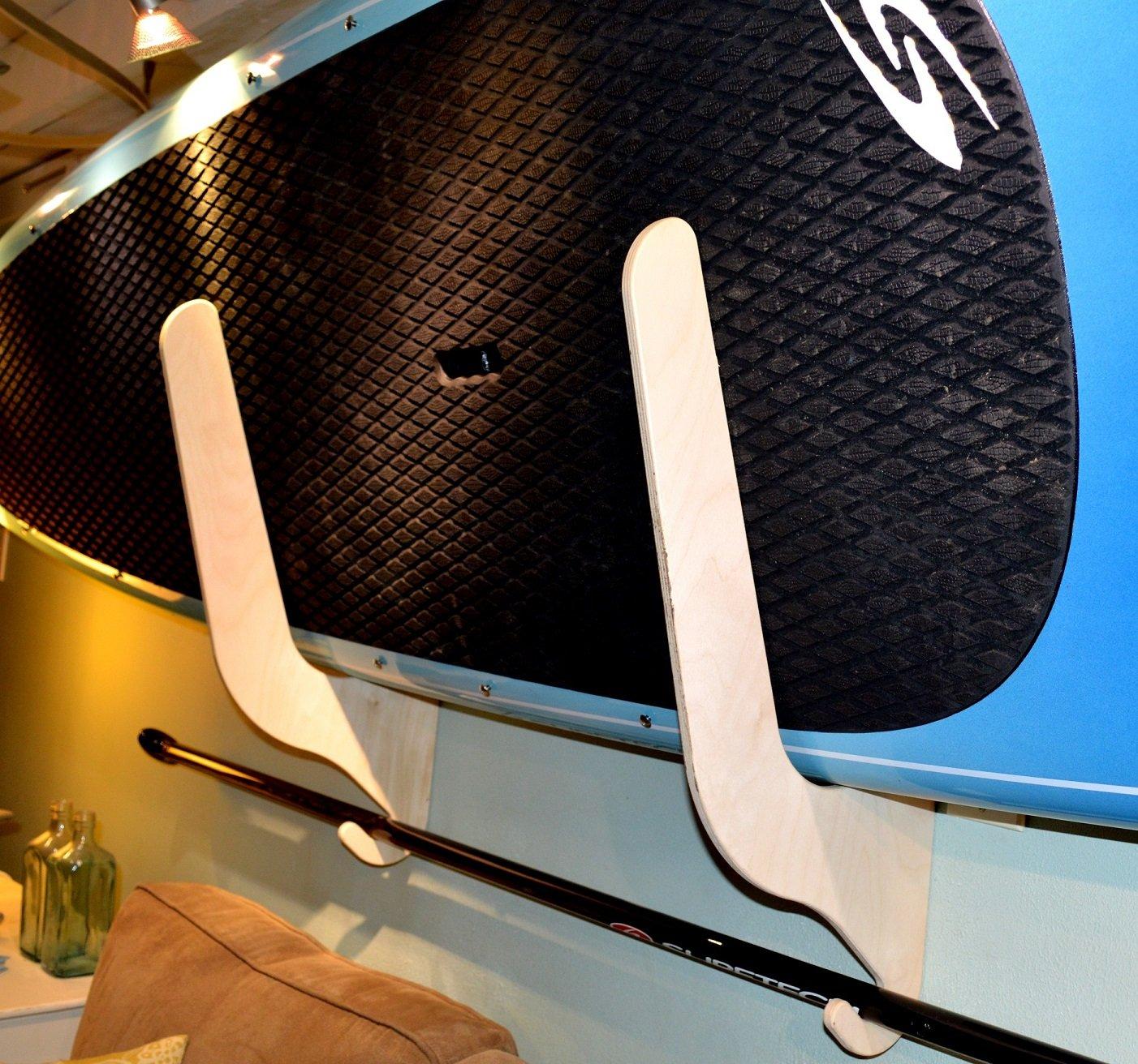 SUP Paddle Board Wall Storage Rack