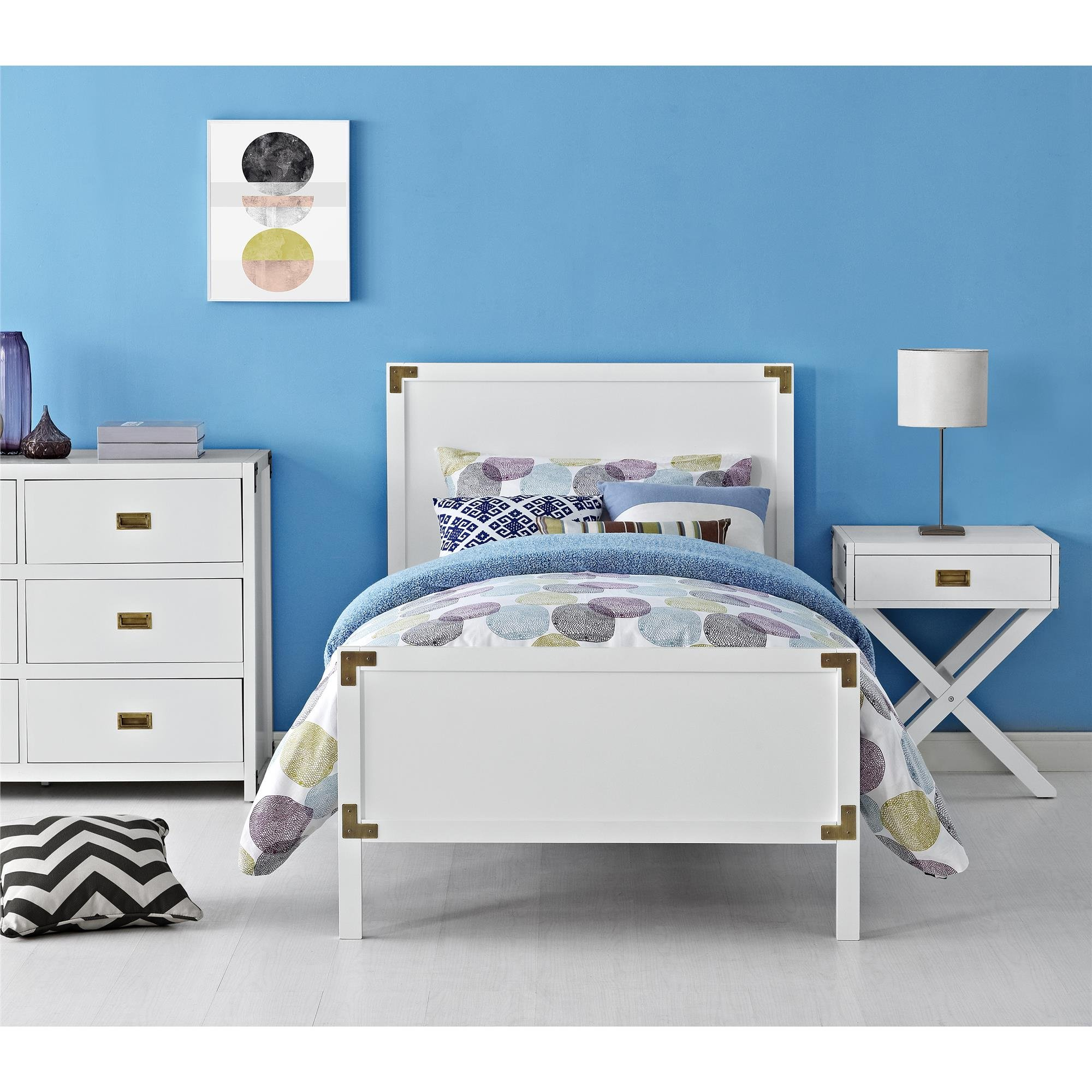 Baby Relax Miles Nightstand, White by Baby Relax (Image #6)