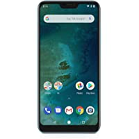 Xiaomi Mi A2 Lite Dual SIM - 64GB, 4GB RAM, 4G LTE, Blue – International Version-19060