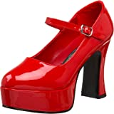 Funtasma by Pleaser Women's Platform Mary Jane