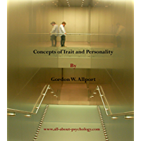 Concepts of Trait and Personality (English Edition)