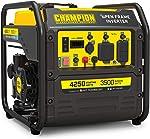 Champion Power Equipment 200954 4250-Watt RV Ready Open Frame Inverter Generator,