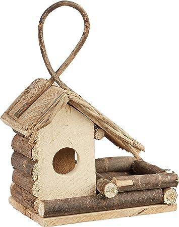 Dekoration NEU Angebot Vogelvilla Vogelhaus für Garten