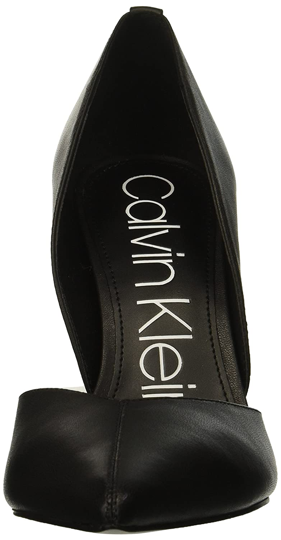 Calvin Klein Women's Marybeth Pump US|Black B07CHSL2J1 7.5 B(M) US|Black Pump 27400d