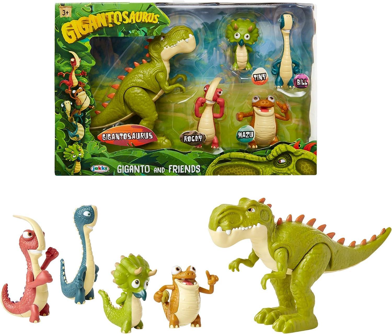 Giganotosaurus Tv Show Coloring Page