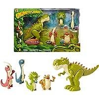 Gigantosaurus Figures Giganto & Friends Toy Action Figures, Includes: Giganto, Mazu, Bill, Tiny & Rocky – Articulated…