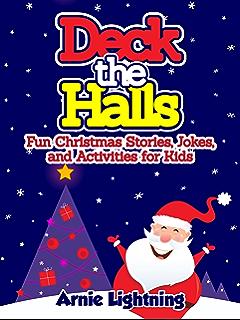 Amazon.com: Christmas Elf: Christmas Stories, Funny Jokes, and ...