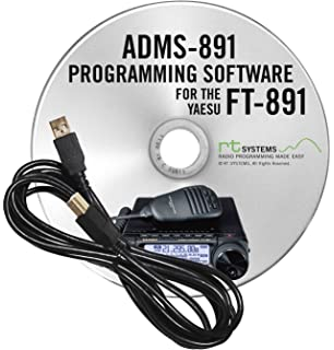 ADMS-1G-USB Software /& Cable for VX-7//USB