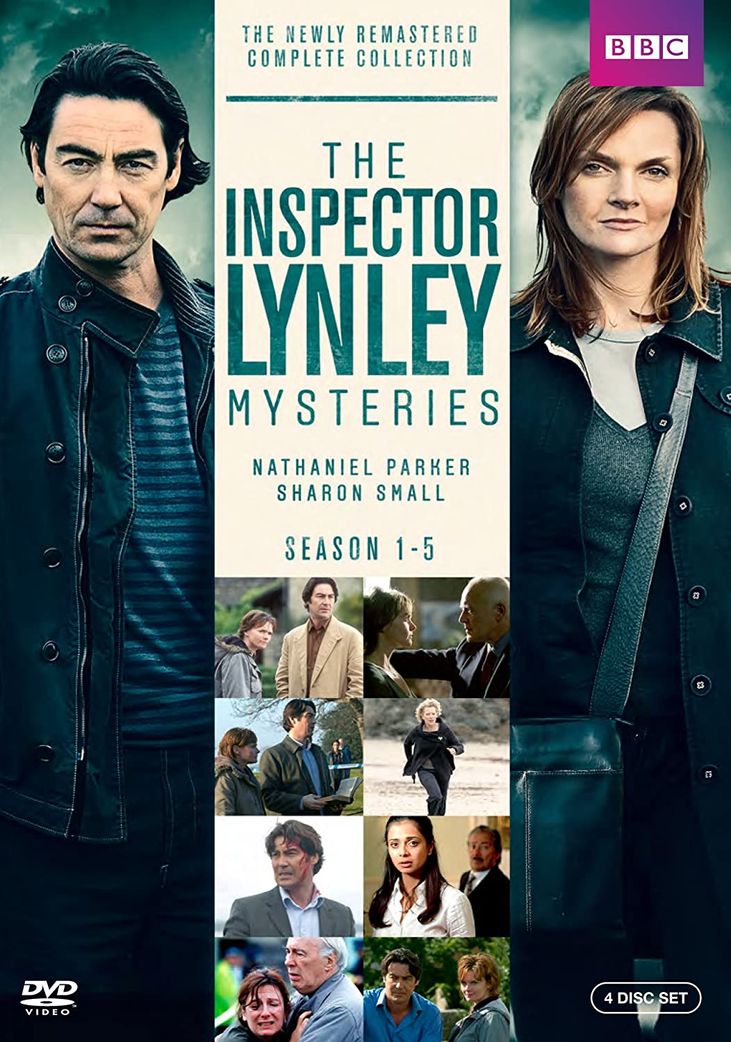 Inspector Lynley Mysteries: Remastered Complete Series