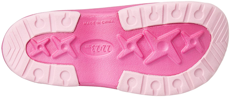 Pink // 16 // 17cm POOKIES Junior Kids Boots Snow Boots Also Serves as rain Boots PK-EB520 PK Pukizu