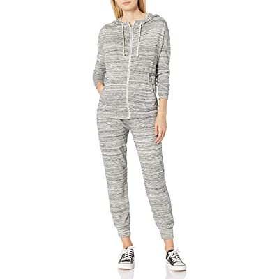Alternative Women's Eco Cool Down Hoodie + Jersey Jogger Bundle at Women's Clothing store