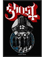 Ghost parche–Warriors de Ghost Patch–tejida & licencia oficial..