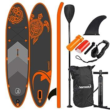 Nemaxx Tabla de paddel Surf Sup, Unisex