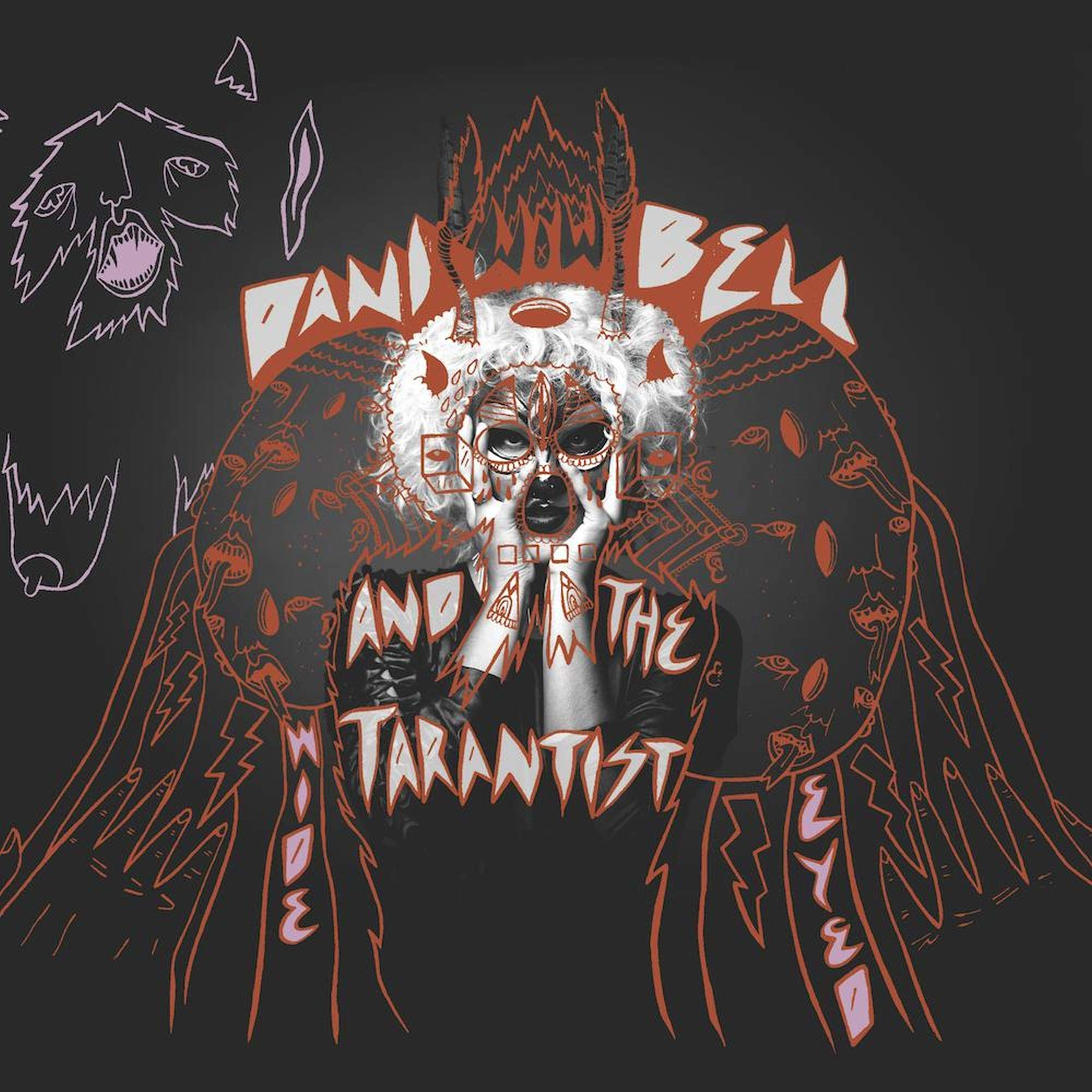 Vinilo : Dani Bell and the Tarantist - Wide Eyed (LP Vinyl)
