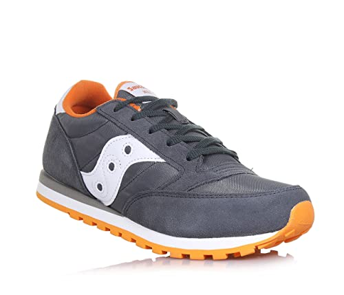 official photos 88f86 47c5d Saucony Jazz Scarpe Sneaker Ragazzo SY57788-GREY/ORANGE ...